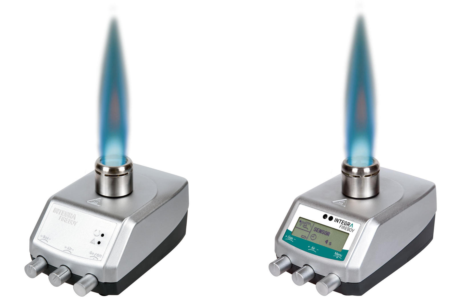 FIREBOY eco and pro safety Bunsen burner