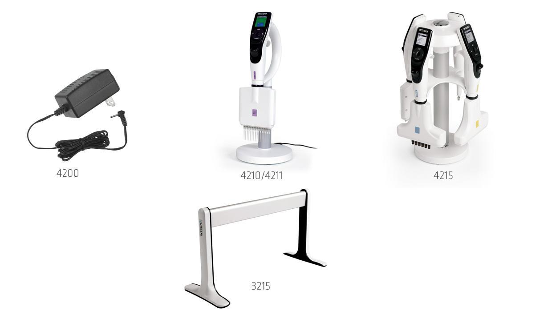 VIAFLO charging options