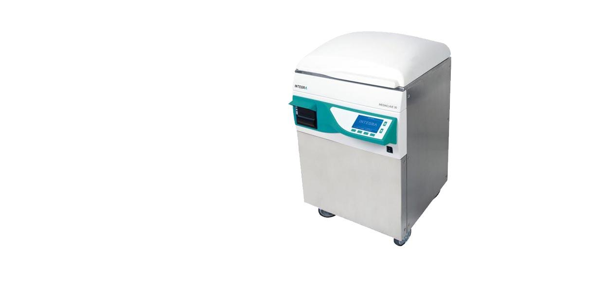 MEDIACLAVE 30 media sterilizer