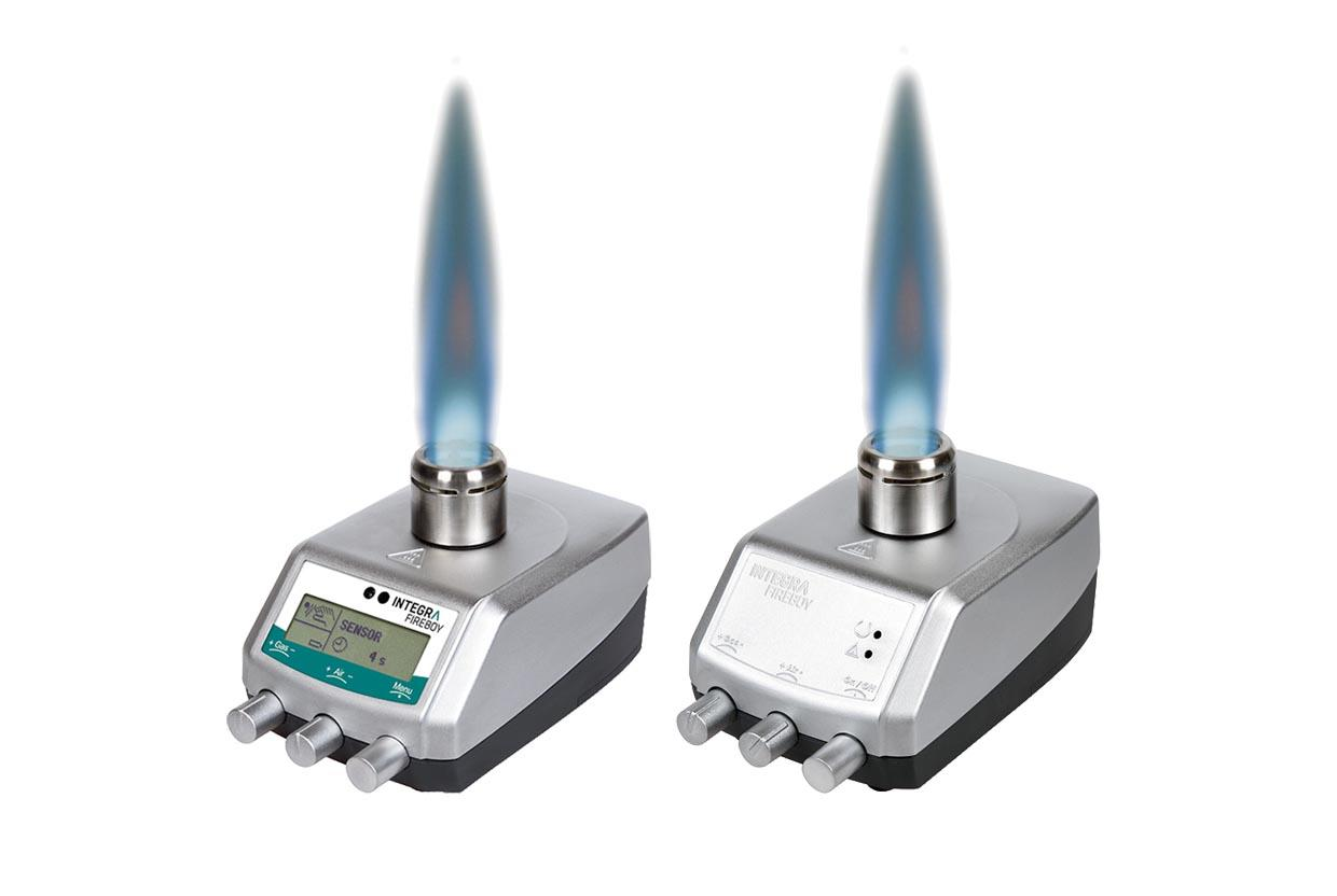 FIREBOY pro and eco Bunsen burner