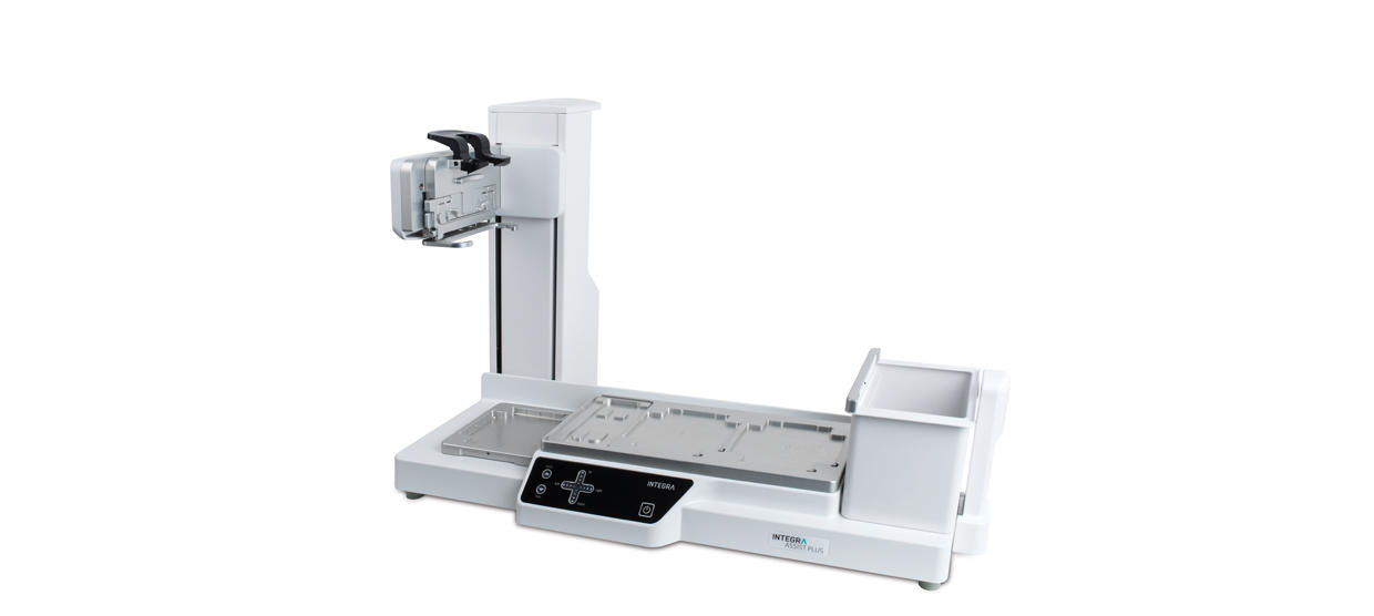 ASSIST PLUS pipetting robot base unit