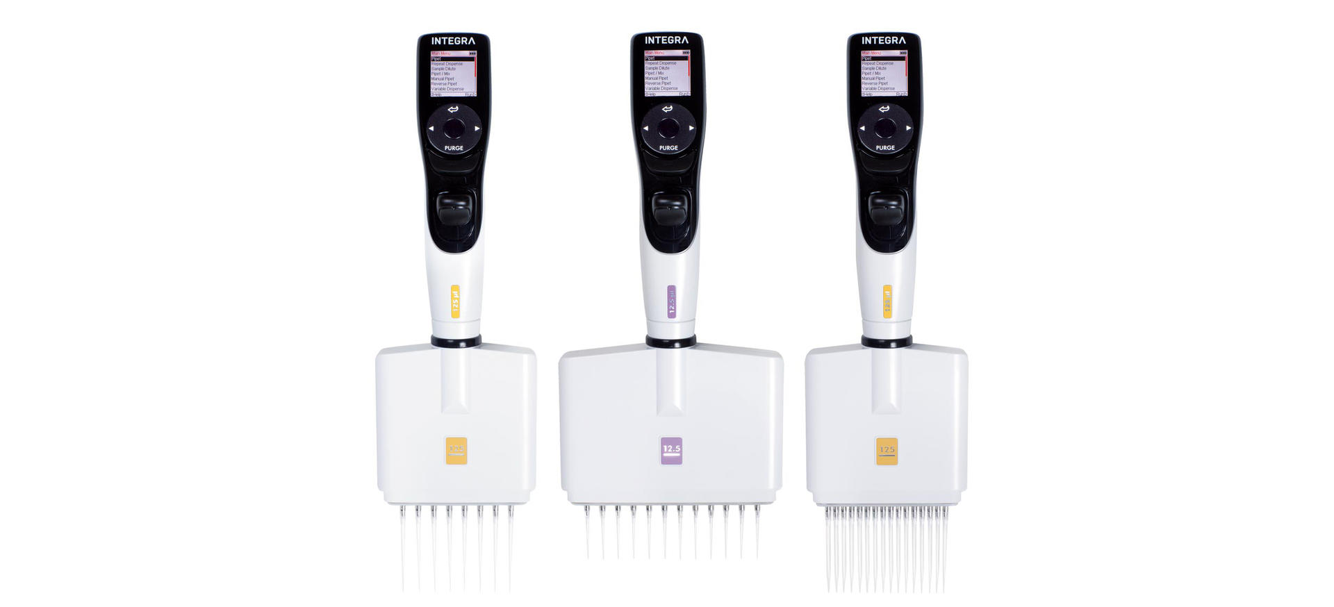 VIAFLO multichannel pipettes