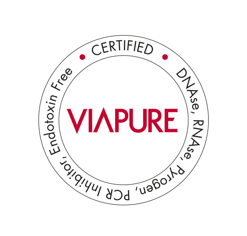 VIAPURE quality statement symbol