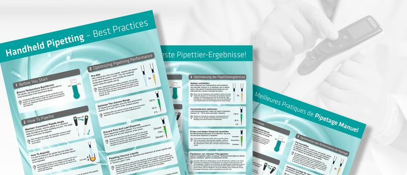 10 Tips For Improved Pipetting Results