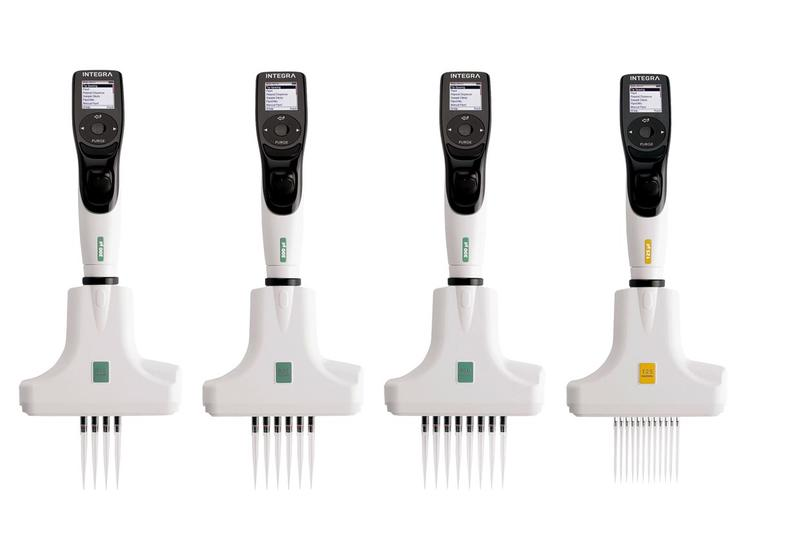 VOYAGER II multichannel pipettes