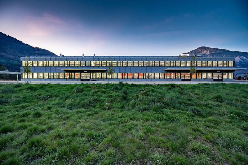 INTEGRA Biosciences building