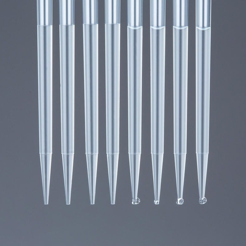 Low Retention GripTips are offered in 6000 series racks as non-sterile, sterile and filter options.